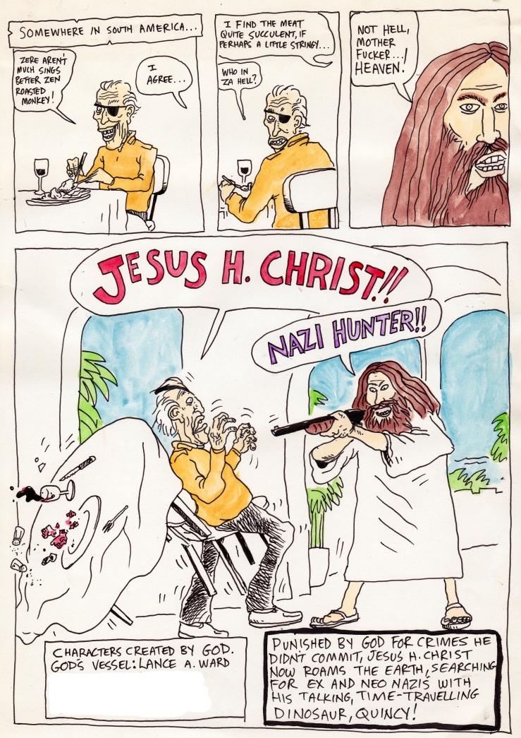 lost comicsjeezus_0001facechrist